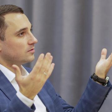 Владимир Мохте: «Мы оборудовали очаг, в который предприниматели сами подбрасывают дрова»